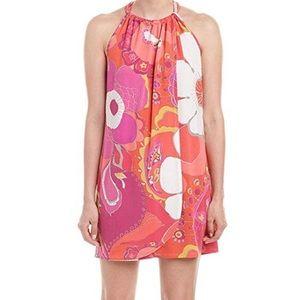 Trina Trina Turk Women's Juju 2 Sea Cove Dress